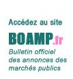 Le site du Bulletin Officiel des Annonces de Marchés Publics